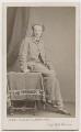 Sir John Everett Millais, 1st Bt, by John & Charles Watkins - NPG Ax7550