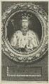 King Richard II, by George Vertue - NPG D23714