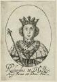 King Richard II, probably by William Faithorne - NPG D23718