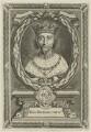 King Richard II, by Peter Vanderbank (Vandrebanc), after  Edward Lutterell (Luttrell) - NPG D23719