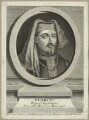 King Henry IV, by Pierre François Basan, after  George Vertue - NPG D23726