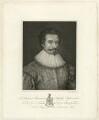 Sir Richard Beaumont, Bt, by James Basire - NPG D31593