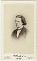 Anton Grigoryevich Rubinstein, by Henry Lenthall - NPG Ax38142