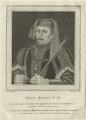 King Henry IV, by Charles Knight, after  Silvester Harding - NPG D23730