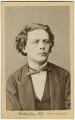 Anton Grigoryevich Rubinstein, by Fritz Luckhardt - NPG Ax38143