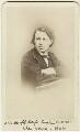 Joseph Joachim, by J. & L. Allgeyer - NPG Ax38145