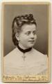 Emma Brandes (Mrs Engelmann), by Jean Baptiste Feilner - NPG Ax38156