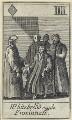 'Whitebread made Provintiall' (Thomas Whitbread (Thomas Harcourt)), after Francis Barlow - NPG D23011(j)