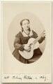 Madame Sidney Pratten (Catharina Josepha Pratten (née Pelzer)), by (George) Herbert Watkins - NPG Ax38159