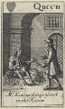 'Mr Everard imprison'd in the Tower' (Edmund Everard), after Francis Barlow - NPG D23012(b)