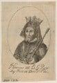 King Henry IV, possibly by William Faithorne - NPG D23735