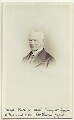 Pieter Joseph Ries, by Thomas Richard Williams - NPG Ax38178