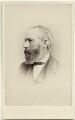 Alfred James Hipkins, by (George) Herbert Watkins - NPG Ax38175