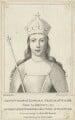 Anne Neville, Queen of England, by Edward Harding Jr, published by  E. & S. Harding, after  Silvester Harding - NPG D23754