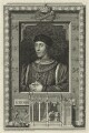 King Henry VI, by George Vertue - NPG D23756