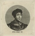 King Henry VI, by Simon François Ravenet - NPG D23762
