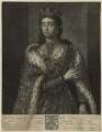 Queen Margaret of Anjou, by John Faber Sr - NPG D23776