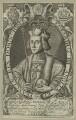 King Edward IV, by Renold or Reginold Elstrack (Elstracke) - NPG D23788