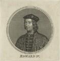 King Edward IV, after Unknown artist - NPG D23793