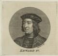King Edward IV, by Simon François Ravenet - NPG D23794
