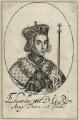 King Edward IV, possibly by William Faithorne - NPG D23798