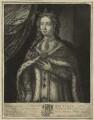 Elizabeth Woodville, by John Faber Sr - NPG D23805