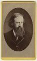 Sir Leslie Stephen, by George Glanville - NPG x18074