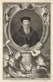 John Russell, 1st Earl of Bedford, by Jacobus Houbraken, published by  John & Paul Knapton - NPG D31609