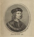 King Richard III, probably by John Dixon - NPG D23813
