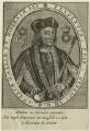 King Henry VII, after Unknown artist - NPG D23823