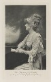 (Marion Margaret) Violet Manners (née Lindsay), Duchess of Rutland as Mary Isabella, Duchess of Rutland after Cosway, by John Thomson, photogravure by  Walker & Boutall - NPG Ax41217