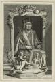 King Henry VII and Elizabeth of York, by George Vertue - NPG D23831