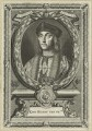 King Henry VII, by Peter Vanderbank (Vandrebanc), after  Edward Lutterell (Luttrell) - NPG D23832