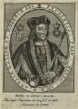 King Henry VII, after Unknown artist - NPG D23833