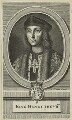 King Henry VII, by Michael Vandergucht - NPG D23837