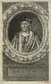 King Henry VII, by George Vertue - NPG D23844
