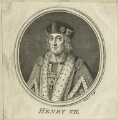 King Henry VII, by Louis Philippe Boitard - NPG D23847