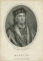 King Henry VII, after Unknown artist - NPG D23848