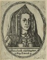 Elizabeth of York, after Unknown artist - NPG D23839