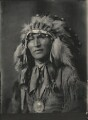 Native American Chief, by Cavendish Morton - NPG x128850