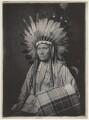 Native American Chief, by Cavendish Morton - NPG x128851