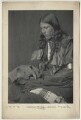 Native American, by Cavendish Morton - NPG x128854
