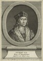 King Henry VII, by Gaillard, after  J. Robert - NPG D23850