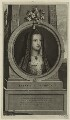Elizabeth of York, by Pieter Stevens van Gunst, after  Adriaen van der Werff - NPG D23851