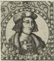 King Henry VII, by Jodocus Hondius - NPG D23858