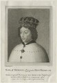 Unknown sitter engraved as King Henry VII when Earl of Richmond, by James Parker, published by  Edward Harding, after  Silvester Harding, after  Unknown artist - NPG D23862