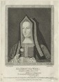 Elizabeth of York, by Andrew Birrell, published by  Edward Harding, after  Silvester Harding - NPG D23864