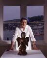 Joyce Molyneux, by Barry Marsden - NPG P718(21)