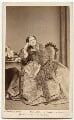 Mary Anne Keeley (née Goward), by William Walker & Sons - NPG x18973