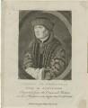 Thomas of Woodstock, Duke of Gloucester, by Richard Godfrey - NPG D23918